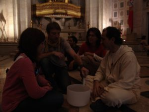 bradford tilden group sound healing